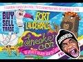 Sneaker Con 2015 Fort Lauderdale Fl