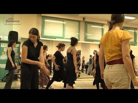 Arte Flamenco 2011 : La Master Class d'Israël Galvan