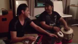Omar sharif majlesi Hindi song
