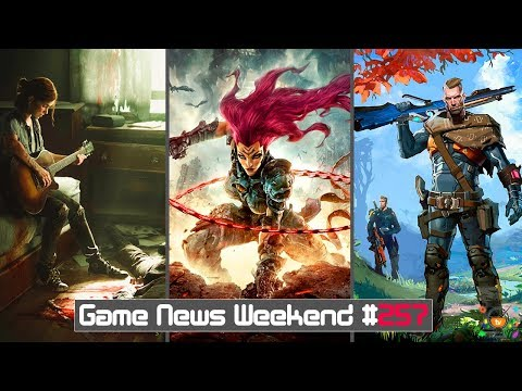 Игровые Новости — Darksiders 3, The Last of Us 2, Sekiro Shadows Die Twice, DMC 5, The Cycle, GTFO