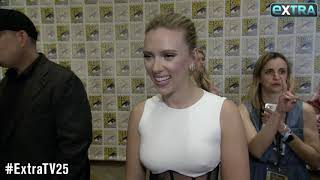 Is 'Black Widow' a Prequel or Sequel? Scarlett Johansson's Funny Answer