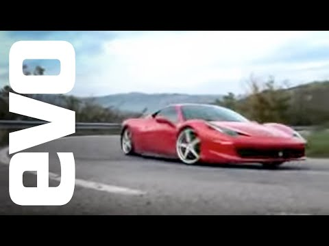 Ferrari 458 Italia Verdict - evo Magazine