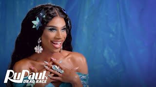 Meet Naomi Smalls: New Face, Same Great Taste | RuPaul's Drag Race All Stars 4