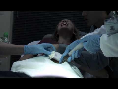 'Prenatal Test' DEVIL'S DUE Movie Clip # 4   YouTube 720p