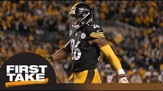 First Take reacts to Le'Veon Bell saying he might sit out or retire in 2018 | First Take | ESPN