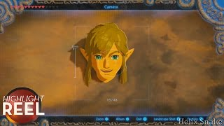 Highlight Reel #285 - Link Takes Carefree Selfie While Stuck In A Rock