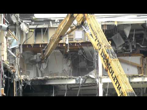 Interserve & 777 Demolition of Bournemouth IMAX Complex (1st Edit)