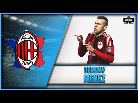 Jeremy Menez |Goals,Skills,Assists| AC Milan - 2014/2015 Review HD