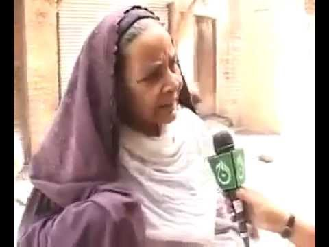 Dabbang lady saying zardari hijrah.. very funny must watch