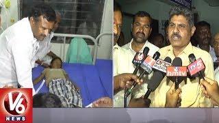 15 Children Hospitalised After Food Poison In Mahbubnagar