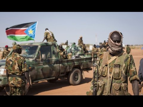 A brief history of the conflict in South Sudan