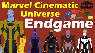 Marvel Cinematic Universe: Endgame (Spoilers)
