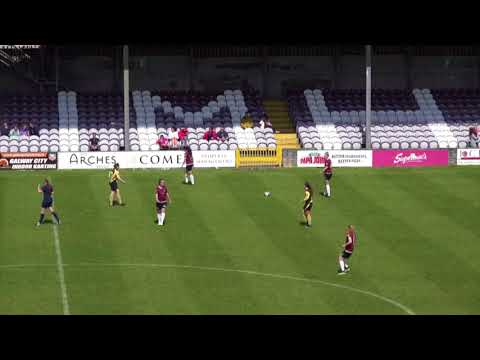 HIGHLIGHTS: Galway Women's 9-0 Kilkenny United