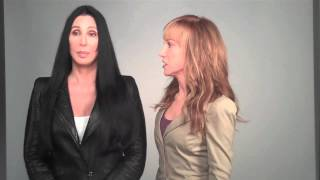 Kathy Griffin and Cher - I Was Singing