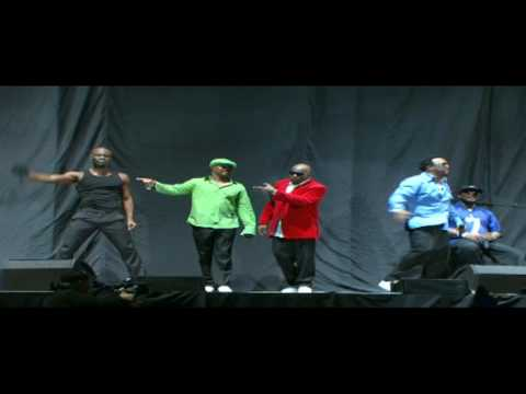 Naturally 7 - Solos  [Live at Madison Square Garden]