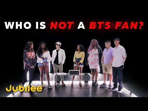 6 BTS Fans vs 1 Secret Hater