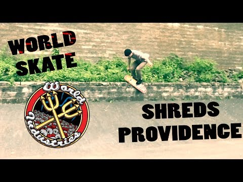 World Skate Shreds Providence