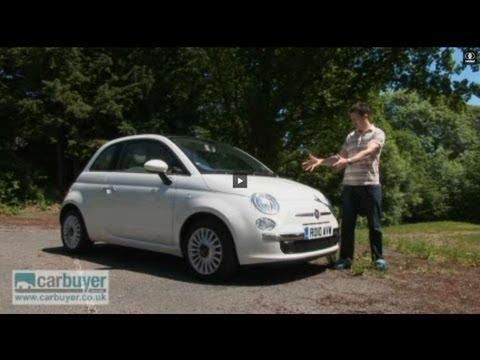 Fiat 500 hatchback review - CarBuyer