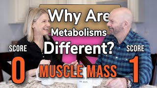 Why are Metabolisms So Different?