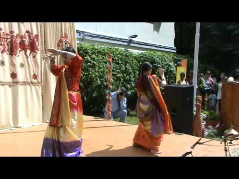 Devdas Dola Re Dola in Kathak style By Victoria Anisimova and...