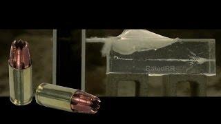RIP ammo vs Drywall - RatedRR Slow Motion