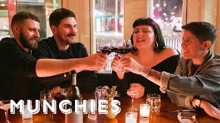 Chef's Night Out: A West Village Food & Bar Crawl with MeMe's Diner