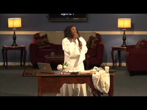 Dr. Juanita Bynum II - Is There a Preacher in the House 1/2