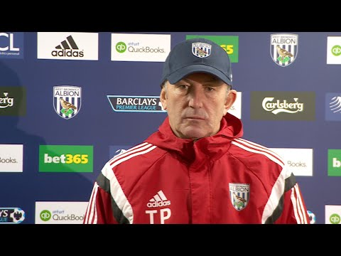 PRESS CONFERENCE | Tony Pulis previews FA Cup fourth round tie against Birmingham City