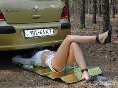 Авто ДУРЫ за рулем! СмехОприколы #12