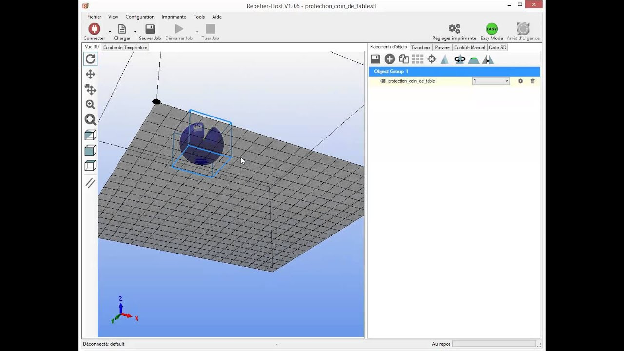 Tutoriel Tinkercad Et Impression 3d Partie 2 Youtube