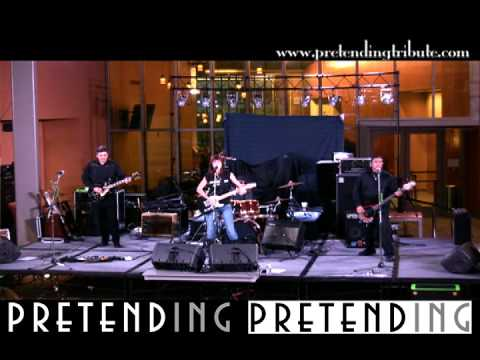 I&#039;d never do that - Pretending Tribute Band to the Pretenders