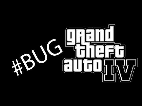 Gta Iv - Bug Do Posto [ InÉdito ]