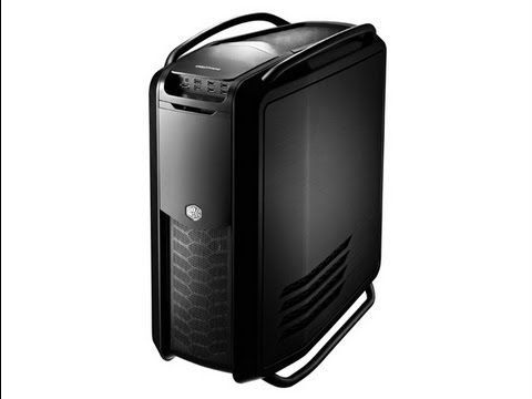 Cooler Master Cosmos II Extreme Gaming Ultra Tower Case Review