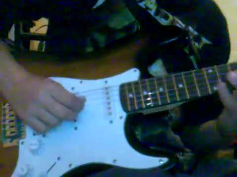 Master of Metal Improvisation on E Minor Pentatonic
