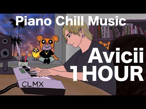 """【1時間耐久 """"Avicii"""" ピアノメドレー】1hour Avicii Piano Music by iamSHUM"""