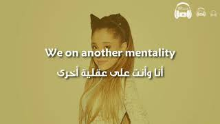 Ariana Grande No Tears Left To Cry مترجمة عربي