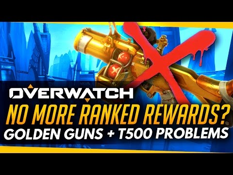 Overwatch | NO NEW RANKED REWARDS? - High Rank Problems + Buying T500