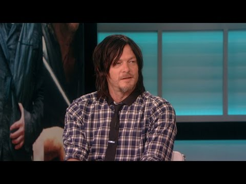 Norman Reedus Reveals 'Walking Dead' Secrets -- Is Daryl Gay?