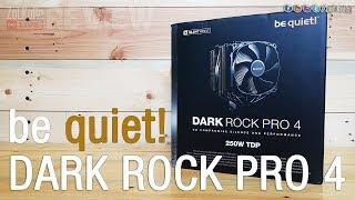 แกะกล่องรีวิวสด be quiet! Dark Rock Pro 4 ซิงก์ลม TDP 250W : ZoLKoRn on Live #272
