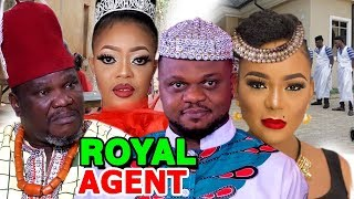Royal Agent Season 1 & 2 - ( Rachael Okonkwo / Ken Erics ) 2019 Latest Nigerian Movie