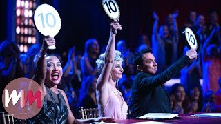 Top 10 Dancing with the Stars Scandals & Controversies