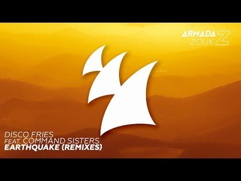 Disco Fries Feat. Command Sisters - Earthquake (Dekagram Remix)