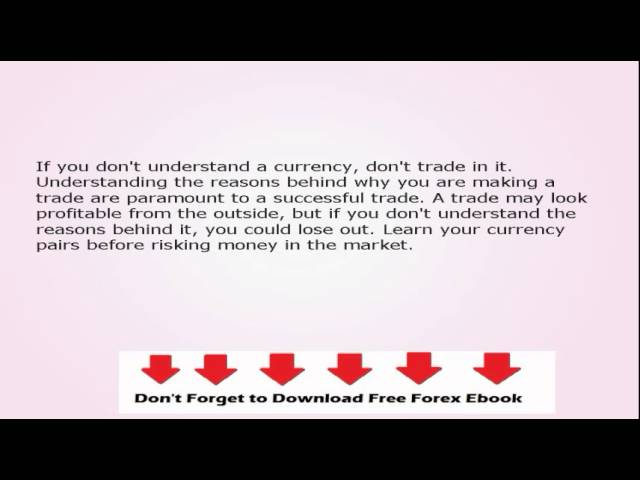 Day Trading Advice