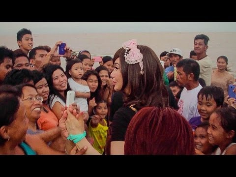 Alodia's Birthday Bash 2014 - Charity Party in Baranggay Loyo