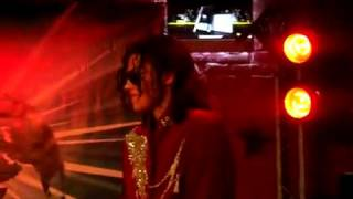 "Competition of Michael Jackson""s impersonators"