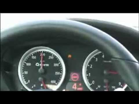 BMW M6 G-power 372km/h Video