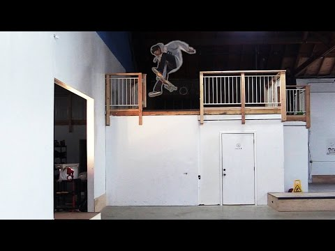 TODAY I LEARNED HARDFLIP INDY OFF THE BRAILLE DROP
