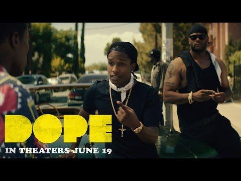 ASAP Rocky, Zoë Kravitz & Vince Staples Star In 'DOPE' (Red Band Trailer)