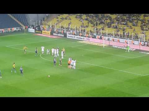 Fenerbahçe 2-1 Gençlerbirliği 15 05 2016 Frikik Golü (Robin Van Persie)