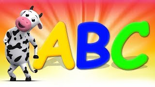 Learn Alphabets | Learning Song For Children by Kids Baby Club
